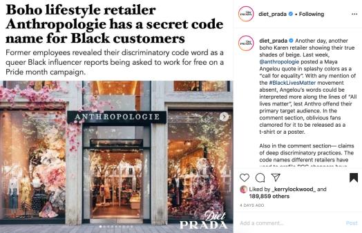 Boho-lifestyle-retailer-Anthropologie-has-a-secret-code-name for-black-customer